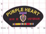 PURPLE HEART ww2 veteran