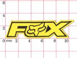 FOX LOGO yellow